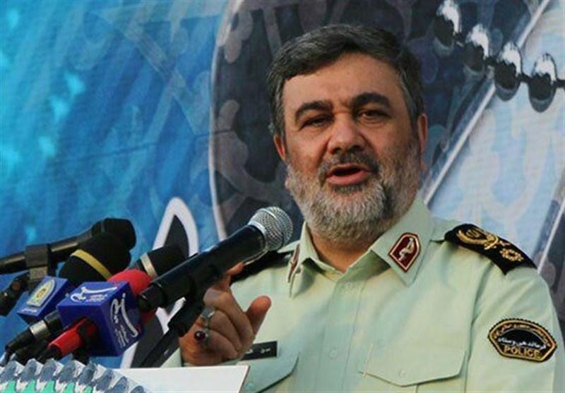 سردار اشتری در مهران: ۱.۵ میلیون زائر اربعین از مرزهای سهگانه کشور عبور کردند