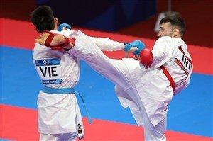 شوک بزرگ به کاراته ایران با حذف مهدیزاده
