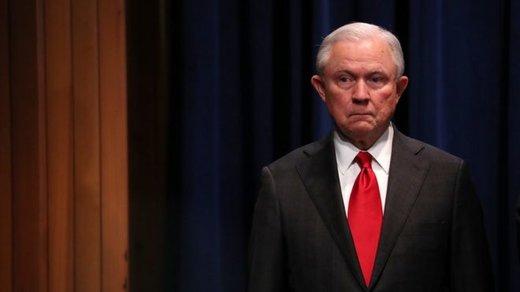 جف سشنز به درخواست دونالد ترامپ از مقام خود استعفا داد