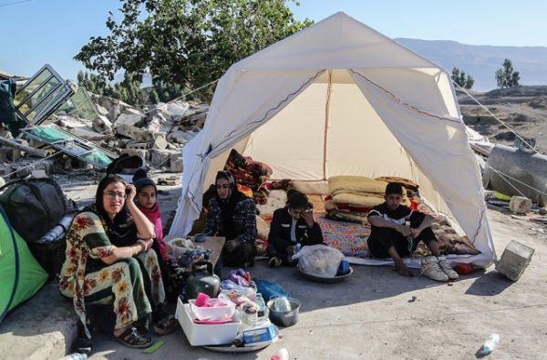آخرین وضعیت بازسازی مناطق زلزلهزده کرمانشاه