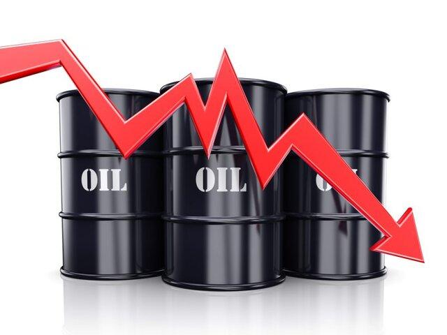 تداوم کاهش قیمت نفت با افزایش شیوع کرونا