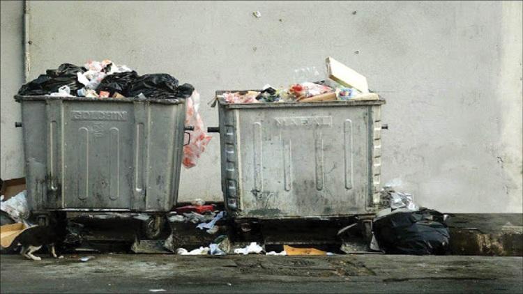 کشف جسد دختر ۲۵ ساله در سطل زبالهای در زعفرانیه تهران