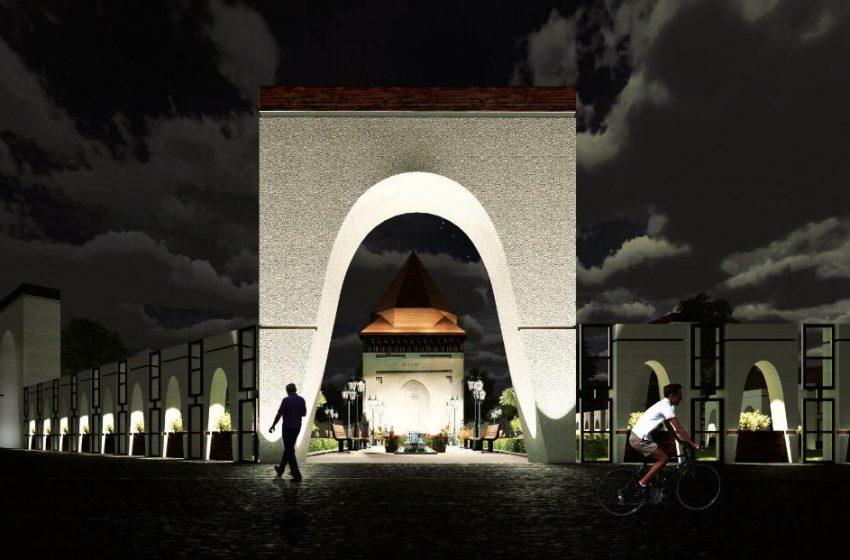 طرح پیشنهادی ایجاد پارک محلی آتشکده آمل